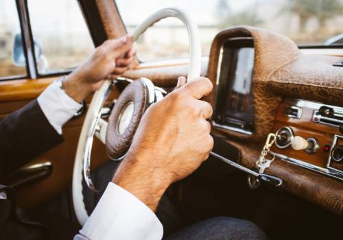 Get paid to drive your classic car - hire out your vintage car